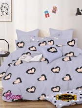 Bed linen set Zastelli Heart Cotton фото