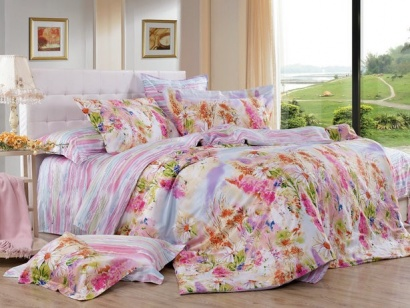 Bed linen set Zastelli 612 Sateen фото 2