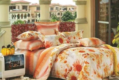 Bed linen set Zastelli 2352-53 Satin фото 2
