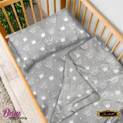 Bed linen set for newborn Zastelli 489 фото