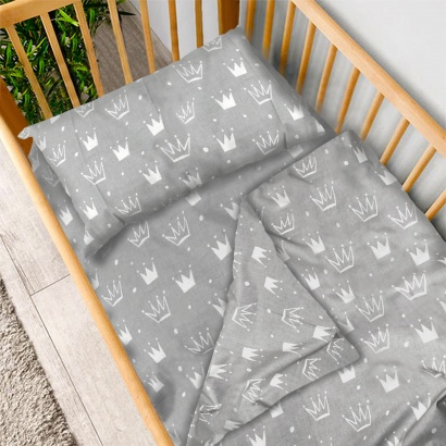 Bed linen set for newborn Zastelli 489 фото 2