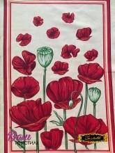 Kitchen towel Zastelli sateen Flowers фото