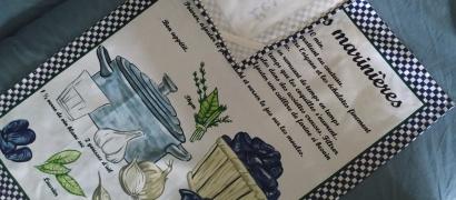 Рушник кухонний Zastelli сатин Рецепт фото 6