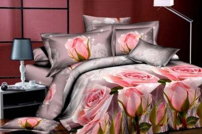 Bed linen set Zastelli 0626-4 Microsateen фото 2