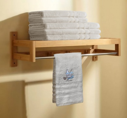 Terry sauna towel Zastelli Cream фото 5