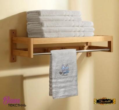 Terry sauna towel Zastelli Cream фото