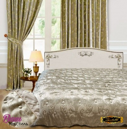 Bedspread jacquard Zastelli JQ11 фото