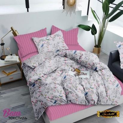Bed linen set Zastelli Birds Cotton фото