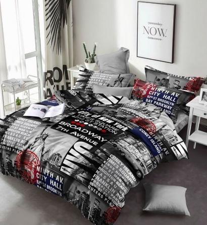 Bed linen set Zastelli 289-290 Cotton фото 2