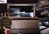Комплект постельного белья Word of Dream FSM707 Марокканский Жаккард с вышивкой