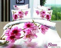 Комплект постельного белья Word of Dream Н281 Роскошный Сатин