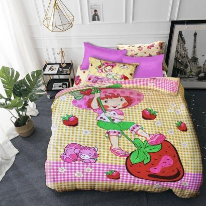 Bed linen set for children Word of Dream TD 192 Sateen фото 3