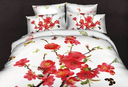Bed linen set Word of Dream H991 Sateen  фото 3