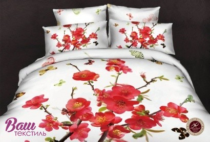 Bed linen set Word of Dream H991 Sateen  фото
