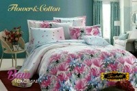 Bed linen set Zastelli 5546-5547 Sateen фото
