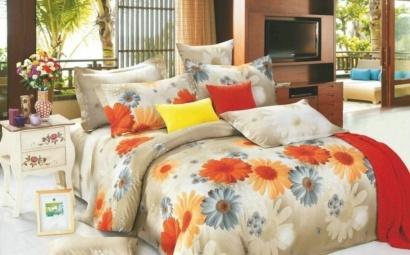 Bed linen set Zastelli 1006 Sateen фото 2