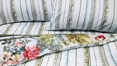 Bed linen set Zastelli 1008 Sateen фото 6