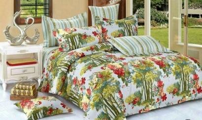 Bed linen set Zastelli 1008 Sateen фото 2