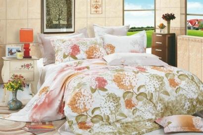 Bed linen set Zastelli 2102-03 Sateen фото 2