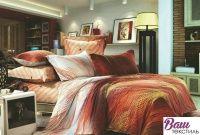 Комплект постельного белья Zastelli 2354-55 Жар птица сатин