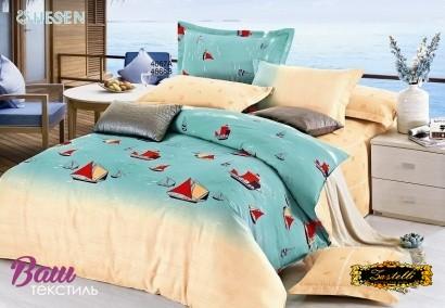 Bed linen set Zastelli 4667-4668 Sateen фото