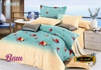 Bed linen set Zastelli 4667-4668 Sateen фото