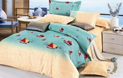 Bed linen set Zastelli 4667-4668 Sateen фото 2