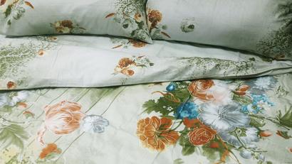 Bed linen set Zastelli 15541 Sateen фото 5