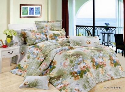 Bed linen set Zastelli 15541 Sateen фото 3