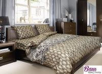 Комплект постельного белья Zastelli 3564 Рептилия бязь