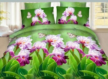 Bed linen set Zastelli 003 Microsateen фото 2