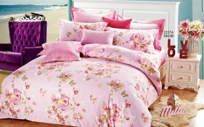 Bed linen set Zastelli 2237-5803 Sateen фото 2