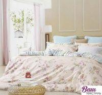 Комплект постельного белья Zastelli 2161-0635 Цветочные мотивы сатин