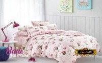 Комплект постельного белья Zastelli 2753-2754 Мягкость сатин