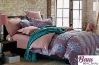 Комплект постельного белья Zastelli 4727-6042 Этнический сатин