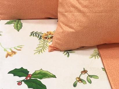 Постельное белье Zastelli 0111 Новогоднее настроение сатин фото 5