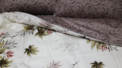 Bed linen set Zastelli 0181 Sateen фото 2