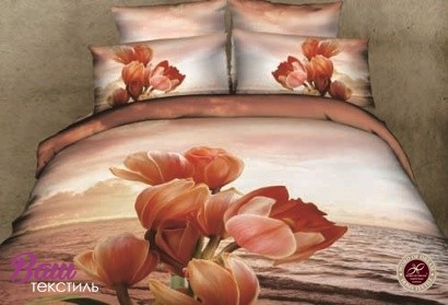 Bed linen set Word of Dream N21 Sateen  фото