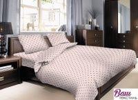 Комплект постельного белья Zastelli Горошек хлопок