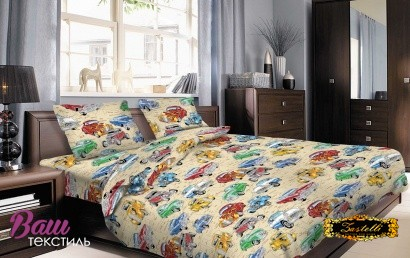 Bed linen Zastelli 6131 Cotton фото