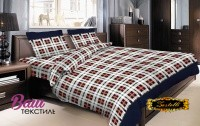 Bed linen Zastelli 6353 Cotton