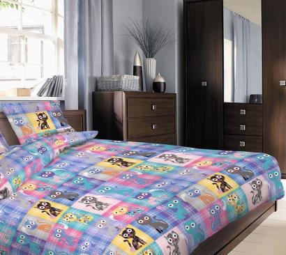 Детское постельное белья Zastelli Коты бязь  фото 5