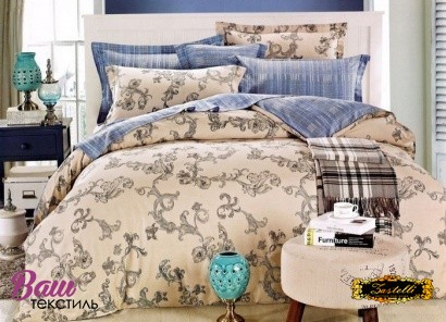 Bed linen set Zastelli 6056-6350 Sateen фото
