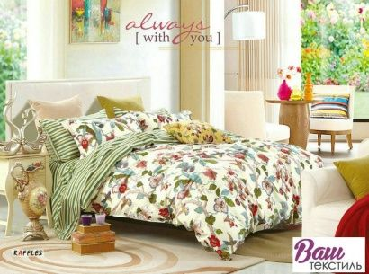 Комплект постельного белья Zastelli 214104 Непринужденность сатин фото
