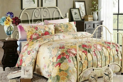 Bed linen set Zastelli 112670 Sateen фото 2