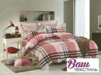 Комплект постельного белья Zastelli 9023 Тартан сатин