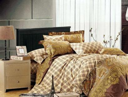 Bed linen set Zastelli 2171 Sateen фото 2