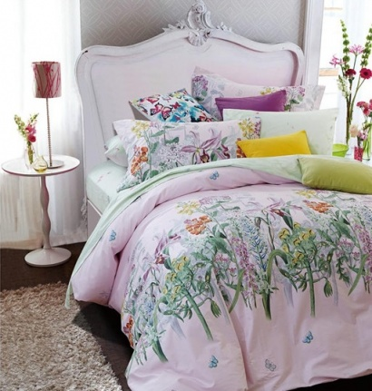 Bed linen set Word of Dream HB 124 Sateen  фото 2