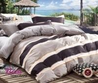 Дизайнерское постельное белье Word of Dream HB260 Кэжуал Сатин фото