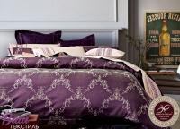 Комплект постельного белья Word of Dream FSM586 Шарм Жаккард с вышивкой
